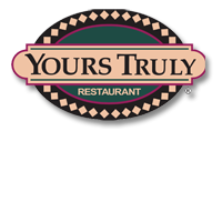Yours Truly Catering logo
